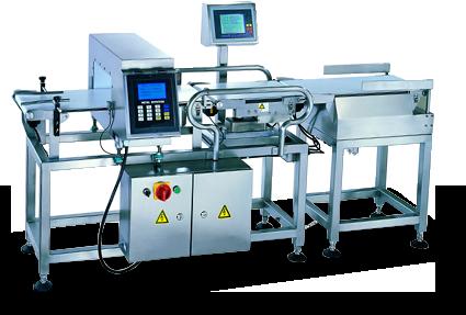 BAC-MDC-A весы с металлодетектором